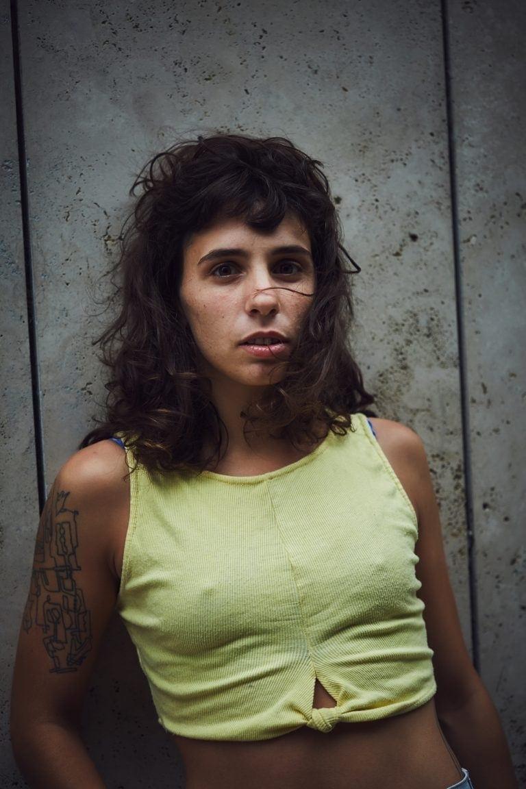 Luciana portrait