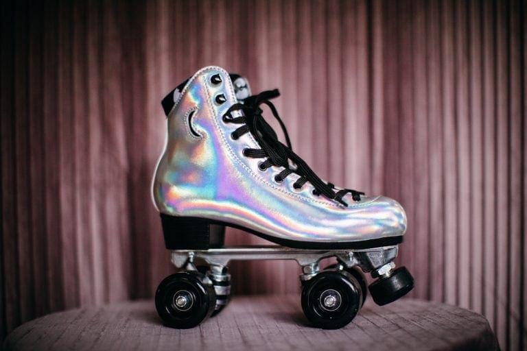 Moon Boot Roller Skate