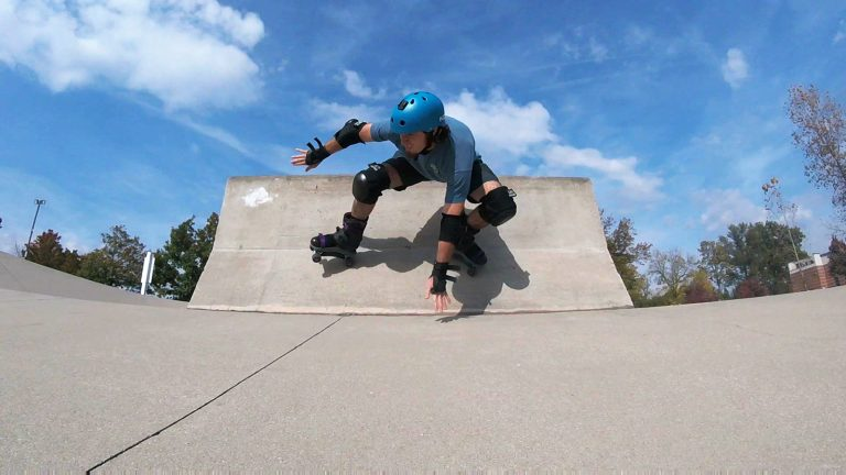 roller skating without toe stops